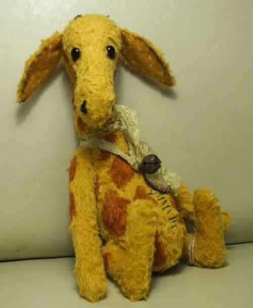 *NEW* Shaun the Baby Giraffe by Ragtail n Tickle.