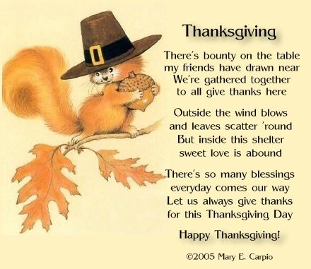 thanksgiving blessings and poems | Simple Salvation Church of God - THANKSGIVING | Blessings ...