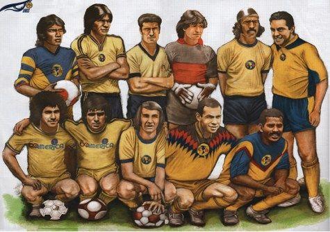 Fotos del Club América