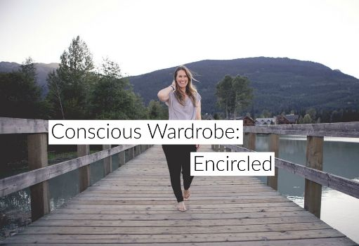 Today I am back with another interview in my Conscious Wardrobe segment- with the total girl boss, CEO and founder of Encircled: Kristi Soomer!