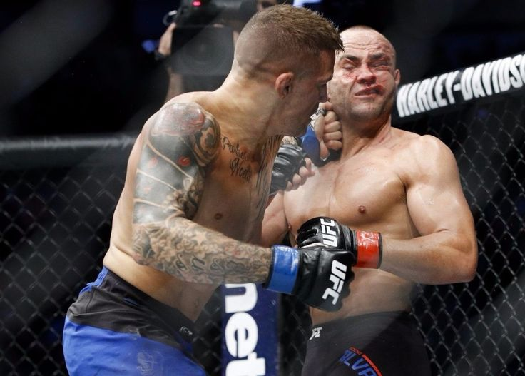 "Dustin Poirier is ready to get that rematch with Eddie Alvarez after their highly controversial first fight. Poirier says that win was his and he wants to prove it.  He stated : ""I'm not fighting over Twitter"" Poirier said. ""He's being a total dck and showing his true colors. I had respect for the guy for the whole camp and leading up to the fight and I still respect his ability as a fighter but I don't respect him as a person anymore. I don't know him good enough to call him Eddie so fck…"