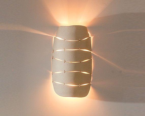 Romantic lighting for gift idea home by hamutalbenjoceramics