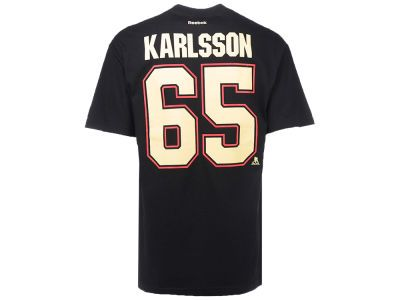Ottawa Senators Erik Karlsson Reebok NHL CN Player T-Shirt