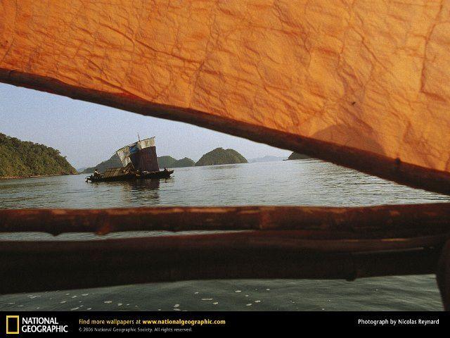 Nicolas Reynard 2006(Mergui arquipélago, Myanmar)