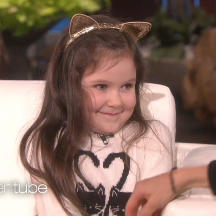 Watch This 4-Year-Old Cancer Survivor Get Her Dream Guest Spot on The Ellen Show
