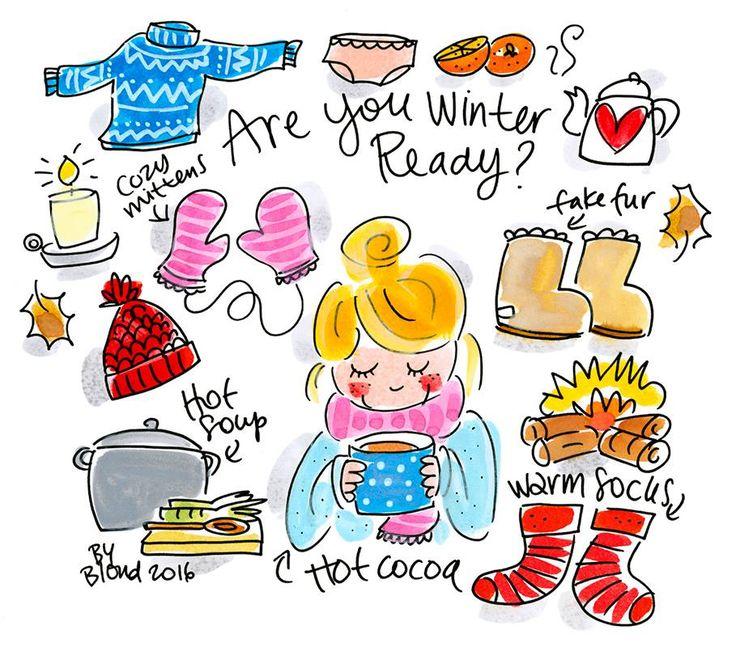 Ben jij al klaar van oor de winter? Hier een paar tips om je klaar te maken voor de winter.