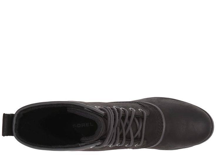SOREL Emelie 1964 Women's Waterproof Boots Black