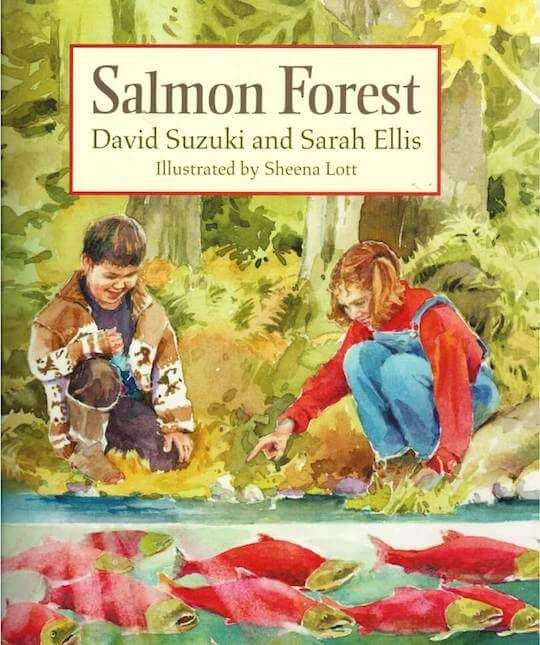 Lots of Ideas for a Salmon Unit | Grade Onederful