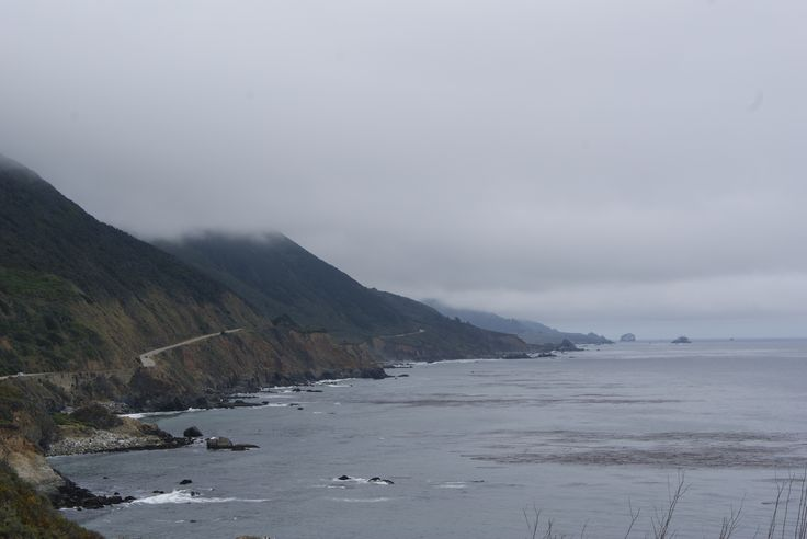 Route 1, Big Sur, CA