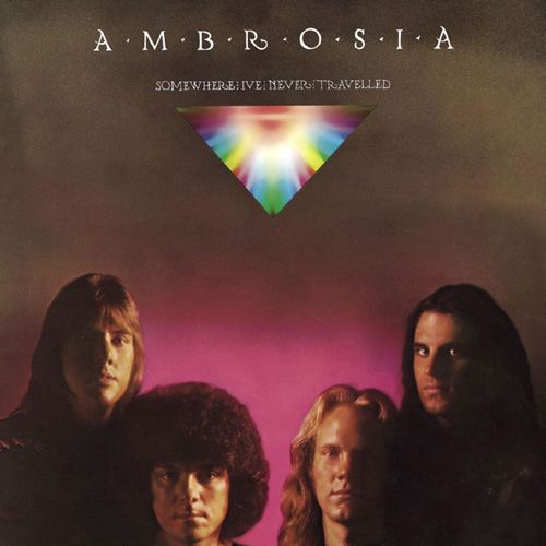 While many people are familiar with Ambrosia's radio hits of the 1970s, the songs on their five albums range from progressive to experimental.
