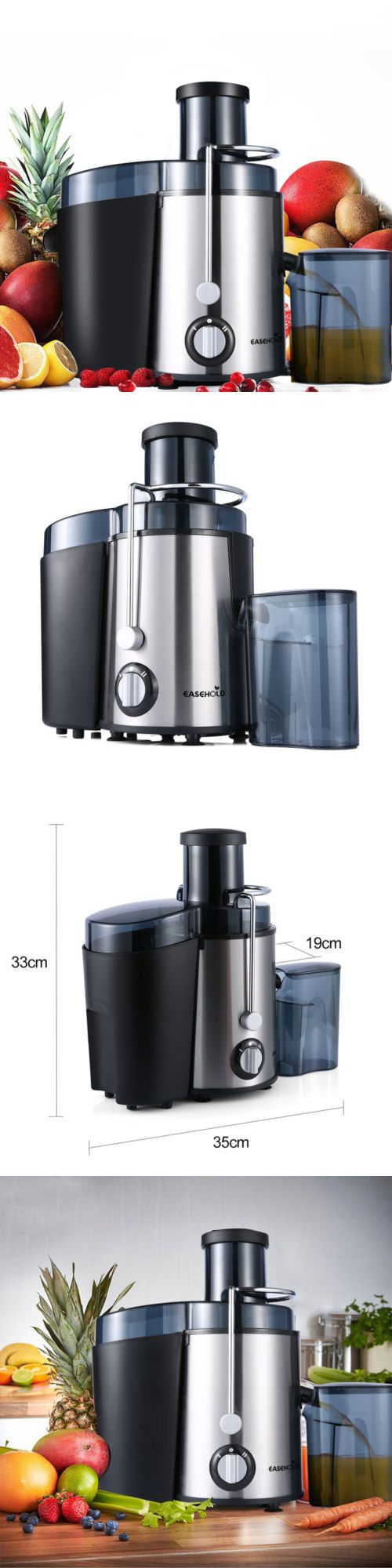 Kitchen small appliances made in usa - Small Kitchen Appliances Usa Stock Electric Fruit Vegetable Juicer Extractor Juice Maker Machine 2 Speeds