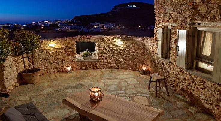 Image result for Themonies Luxury Suites in Folegandros