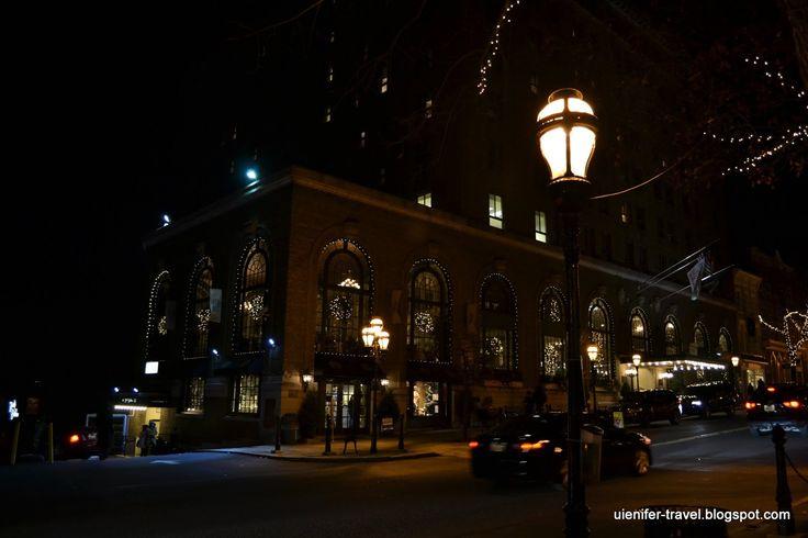 Bethlehem, Pennsylvania (Рождественский город - Бетлехем, Пенсильвания)