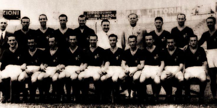 14 Giugno 1942 #AccaddeOggi la #Roma vince il suo primo #Scudetto #Campionato #SerieA