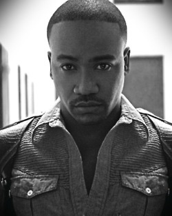 He's just delicious and thought you would like to see-Columbus Short. #SCANDAL