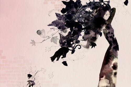 Showcase of Beautiful Fashion Illustrations - Hongkiat