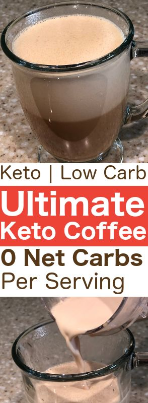 Bulletproof Keto Coffee | MCT Oil & Butter Coffee | Typically Keto