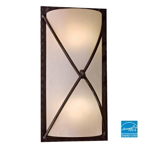The Great Outdoors Aspen II Bronze 2 Light Pocket Lantern by Minka Great Outdoors. $219.90. Framed in a handsome Aspen Bronze, this outdoor wall light is inspired by untamed, Western style. Its Rustic Scavo glass diffuses the inner light for a warm and inviting effect. As an added plus, this piece is Energy Star certified and uses easy-to-replace compact fluorescent bulbs. Also available in a 1-light version. 72002-138-PL