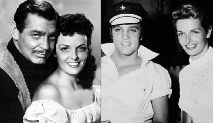 Jane Russell and the Two Kings!