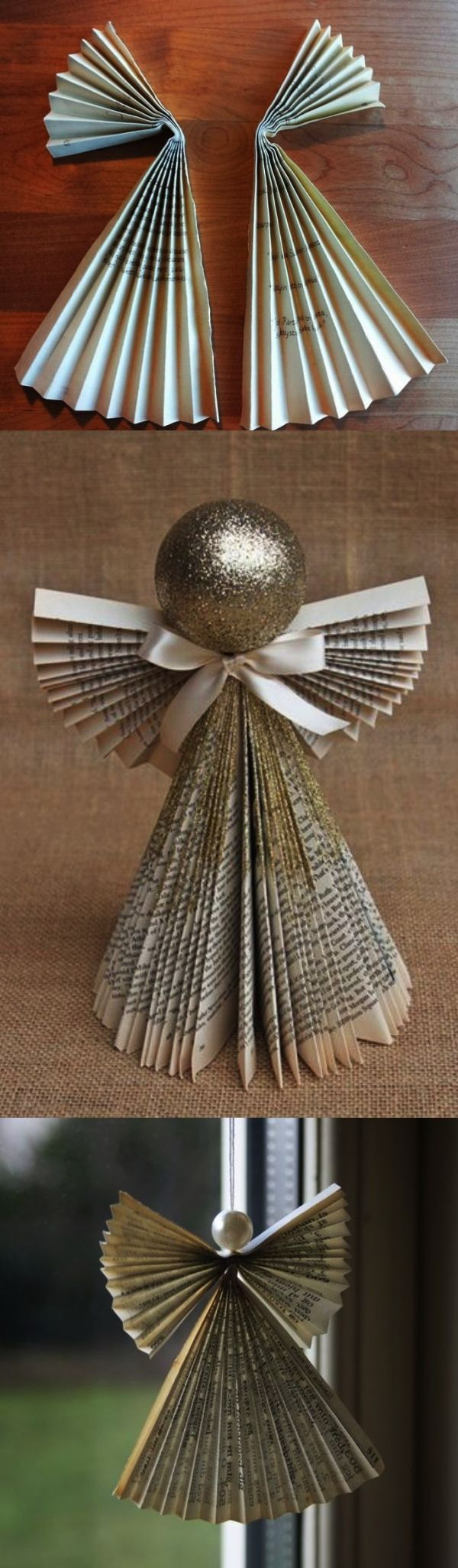 65 DIY Christmas Decorations and Ideas for your Home Jeannie Zack DIY und Kunsthandwerk