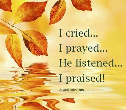 So true he answered my request amen... In Jesus name...