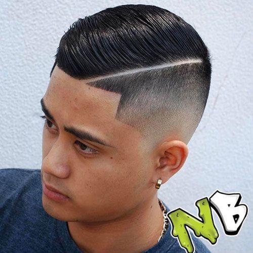 The 25 best razor fade ideas on pinterest 0 fade mens cuts hard side part razor fade line up urmus Gallery
