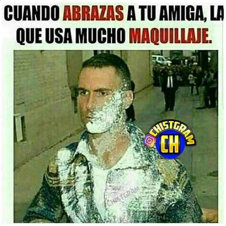 SÍGUENOS @CHISTGRAM ACTIVA LAS NOTIFICACIONES!! #moriderisa #cama #colombia #libro #chistgram #humorlatino #humor #chistetipico #sonrisa #pizza #fun #humorcolombiano #gracioso #latino #jajaja #jaja #risa #tagsforlikesapp #me #smile #follow #chat #tbt #humortv #meme #chiste #maquillaje #abrazo #estudiante #universidad