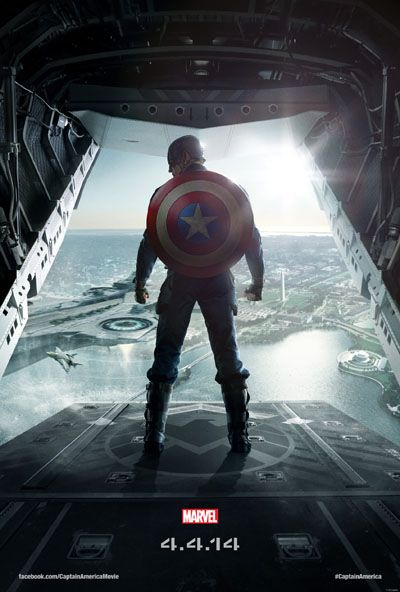 'Captain America 2': What We Learned From The New Teaser Poster...