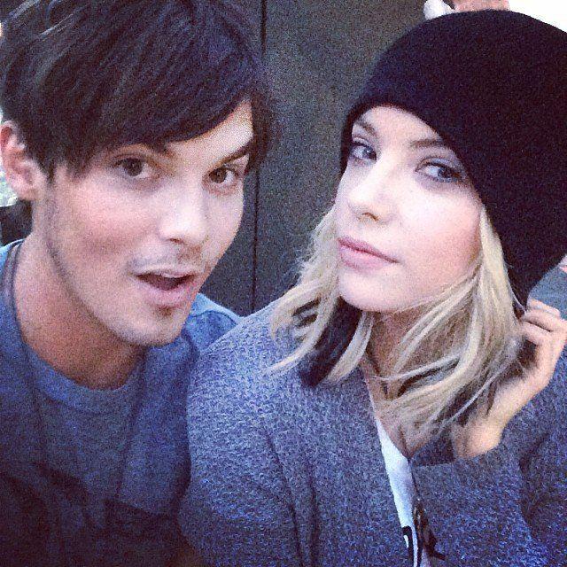 Ashley Benson Tyler Blackburn Instagram Pictures | 19 Times Ashley Benson and Tyler Blackburn Proved They Were Perfect For Each Other | POPSUGAR Celebrity Photo 7