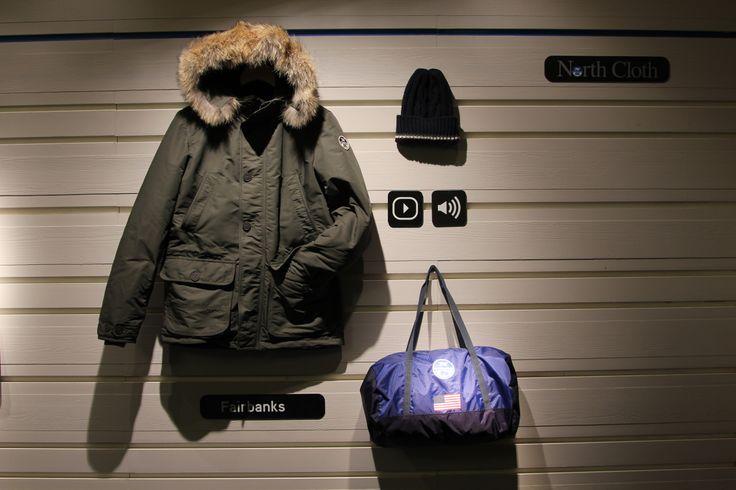 #North #Sails #Pitti #Immagine #Man #2014 #2015 #Fall #Winter #Fairbanks #Jacket #Hat #bag