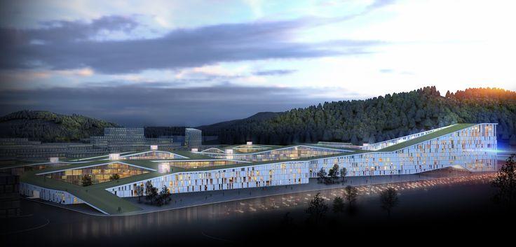 Laboratorium för Arkitektur - Alessio Boco