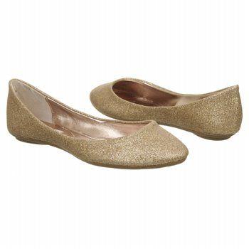 Women's Steve Madden Heaven Gold Glitter from FamousFootwear.com #fallfaves