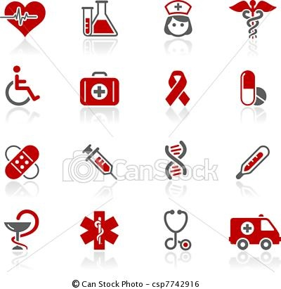 Vector - Medicine & Heath Care / Redico - stock illustration, royalty free illustrations, stock clip art icon, stock clipart icons, logo, line art, EPS picture, pictures, graphic, graphics, drawing, drawings, vector image, artwork, EPS vector art
