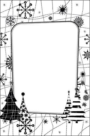 Crafts Too Embossing Folder -snow tree | eBay