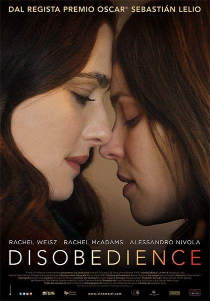 Disobedience 2017 Mymovies It Rachel Mcadams Movies Free Movies Online Streaming Movies