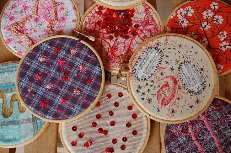 Eva Vazquez's beautiful artworks at http://www.desig-design.com
