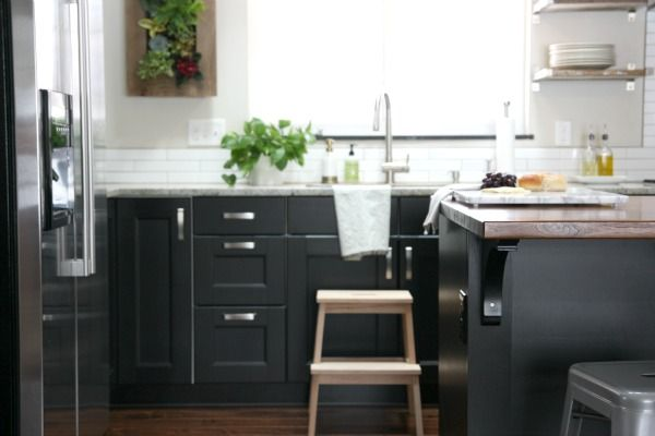 Simple and masculine kitchen - House*tweaking