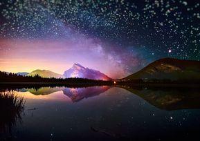 10 Best Starry Night Sky Wallpaper Hd Full Hd 1920 1080 For Pc Background Night Sky Wallpaper Starry Night Sky Wallpaper Starry Night Sky