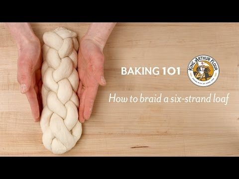 A braided loaf is one of the prettiest things you can bake. It's far less complicated than it looks, and we'll show you the series of simple steps that creat...