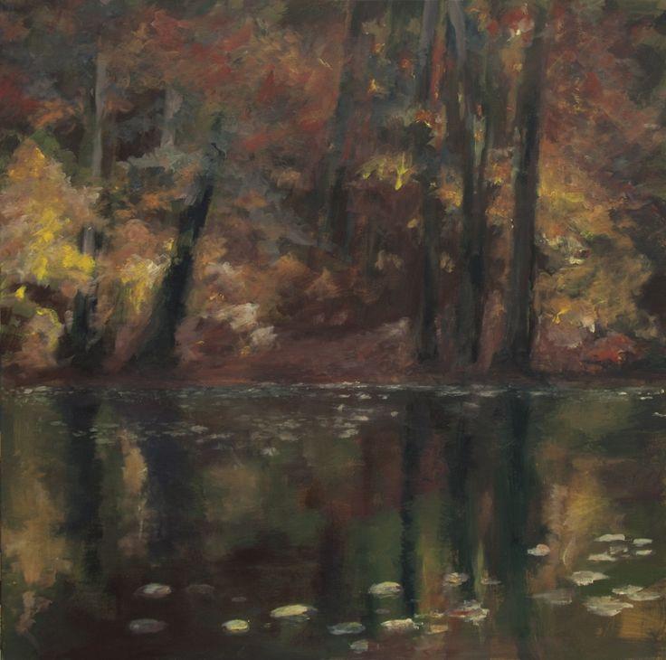 acryl painting, 100 x 100 cm