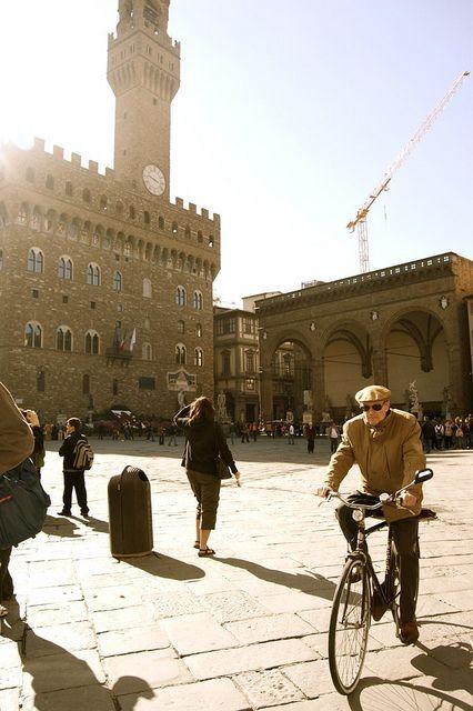 Piazza della Signoria, Florence.