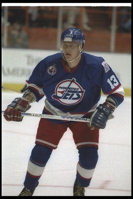 Teemu Selanne landed in Winnipeg like a tornado when he started his NHL career in 1992-93.