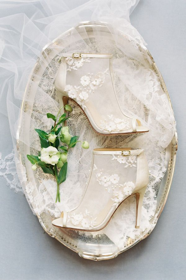 Shoes: Bella Belle | Photography: Kurt Boomer | Director & Styling: Joy Proctor Design | Floral Design: Bows and Arrows