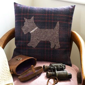 Sew a tweed doggie cushion: free sewing pattern & 1596 best Cojines images on Pinterest | Cushions Crafts and Patchwork pillowsntoast.com