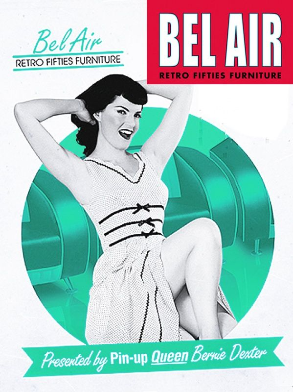 Retro Fauteuil Bel Air SF-01CB / TURQUOISE | Fifties retro furniture + wallart +NEON | Design meubels, Retro verlichting & cadeaushop, Space Age new vintage