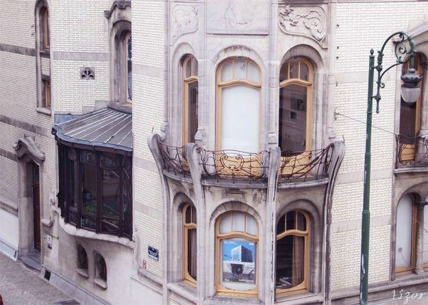 Bruxelles, printemps 2014, vu par 13zor