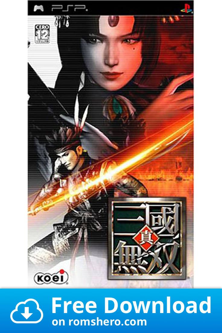 Download Dynasty Warriors Playstation Portable Psp Isos Rom In
