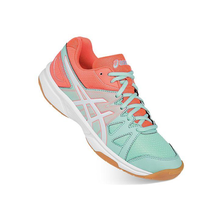 ASICS GEL-Upcourt Women's Volleyball Shoes, Size: 12, Brt Blue