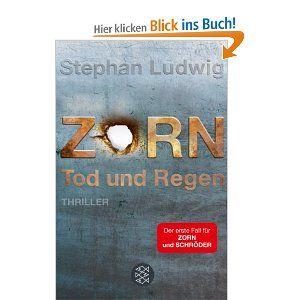 Zorn - Tod und Regen: Thriller: Amazon.de: Stephan Ludwig: Bücher