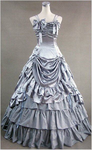 17 Best ideas about Victorian Ball Gowns on Pinterest | Gothic ...